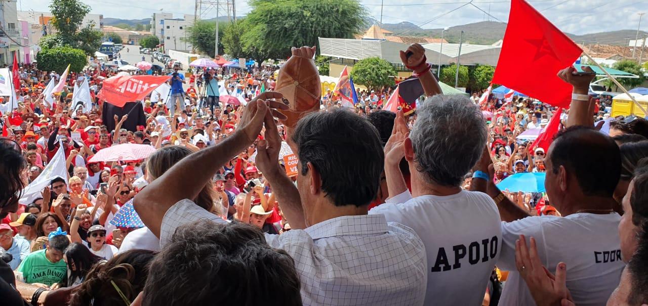 SOS Transposição recebe carta de Lula que promete estar em breve na Paraíba