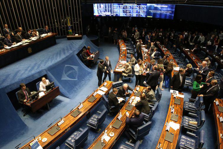 Senado abre prazo de 5 sessões para votação da reforma da Previdência