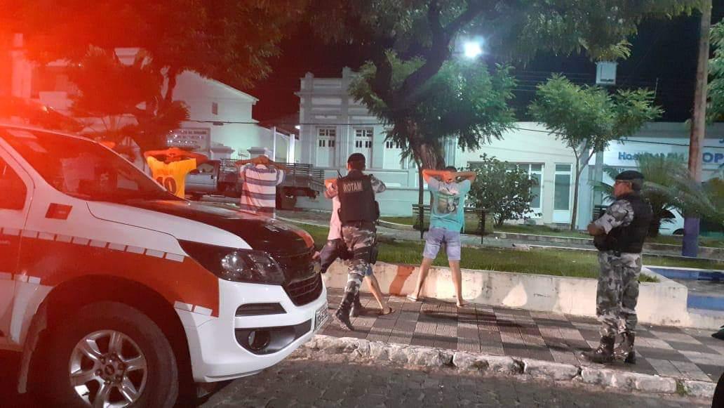 PM apreende drogas durante duas operações no Brejo da Paraíba