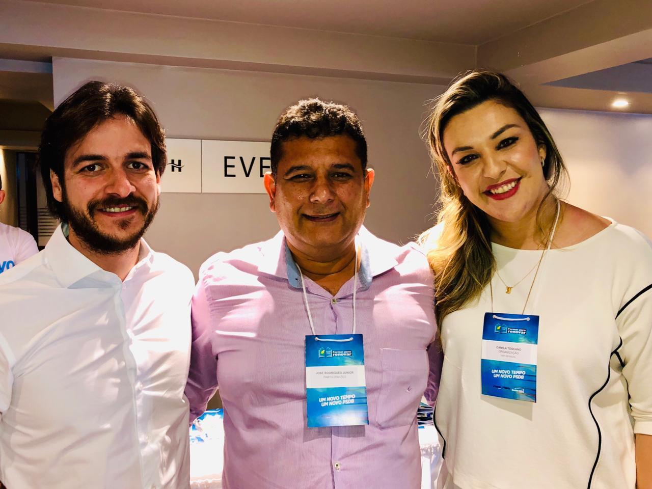 Empresário Júnior Rodrigues é apontado como pré-candidato a prefeito de Conde pelo PSDB