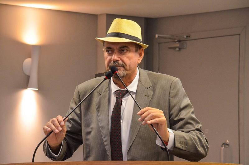 Deputado que foi paciente do Hospital Laureano agradece apoio do governador