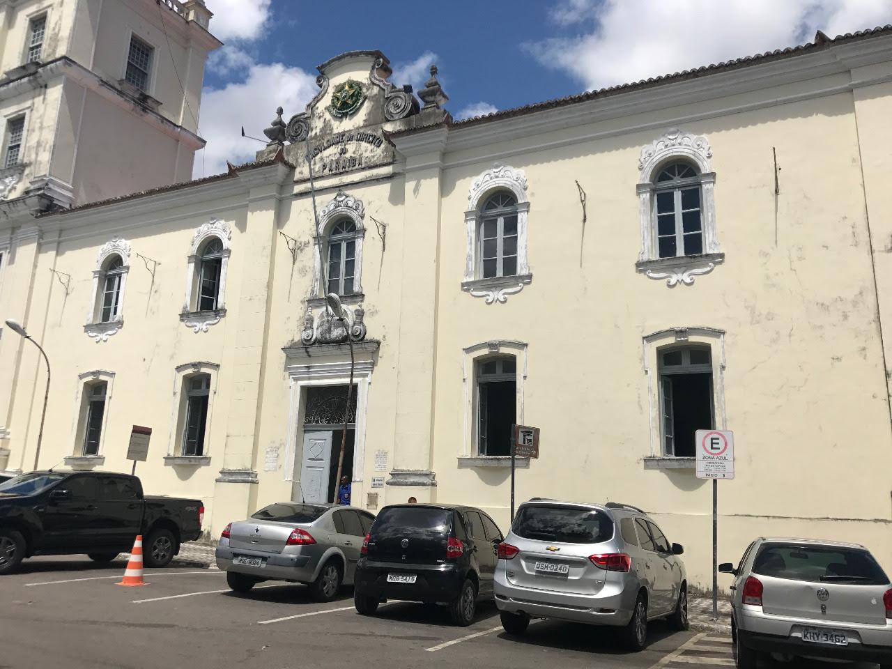 Núcleo de Atendimento da Defensoria Pública em JP funcionará na antiga Faculdade de Direito