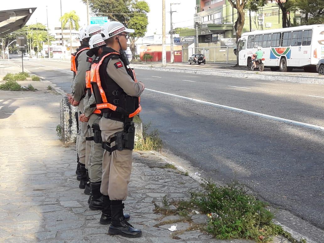 Operação Alvorada prende suspeito de tentar assaltar farmácia em João Pessoa