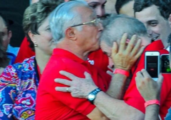 Frei Anastácio diz que liberdade de Lula é esperança para o povo brasileiro