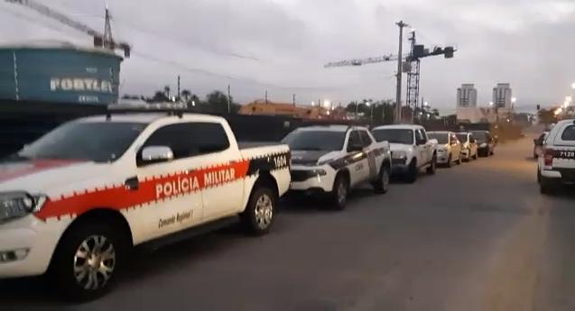 Operação integrada cumpre mandados em Campina contra o tráfico de drogas