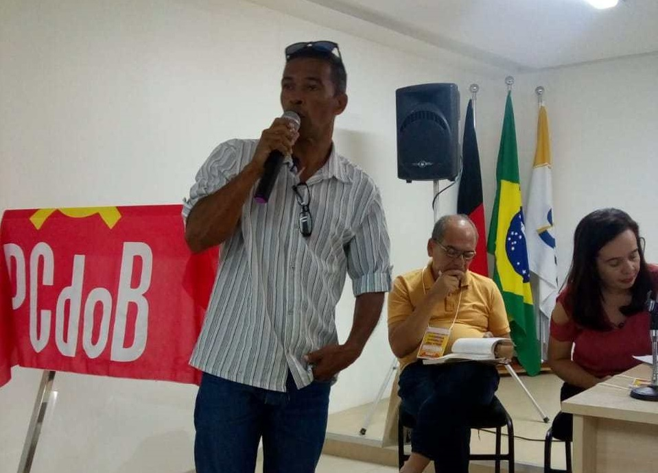 PCdoB elege novo presidente municipal em JP e aprova Moção de Aplausos pela soltura de Lula